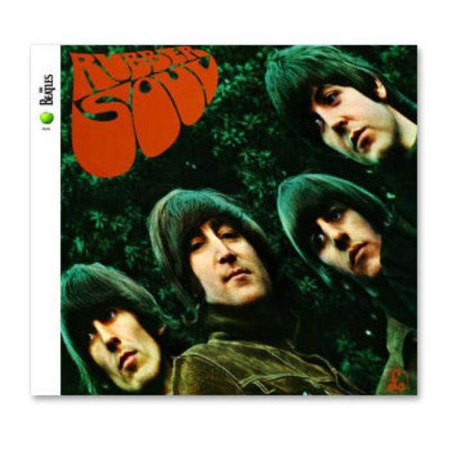 The Beatles - Rubber Soul CD (Remastered)