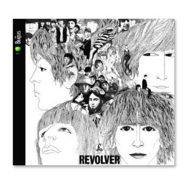 The Beatles - Revolver CD (Remastered)