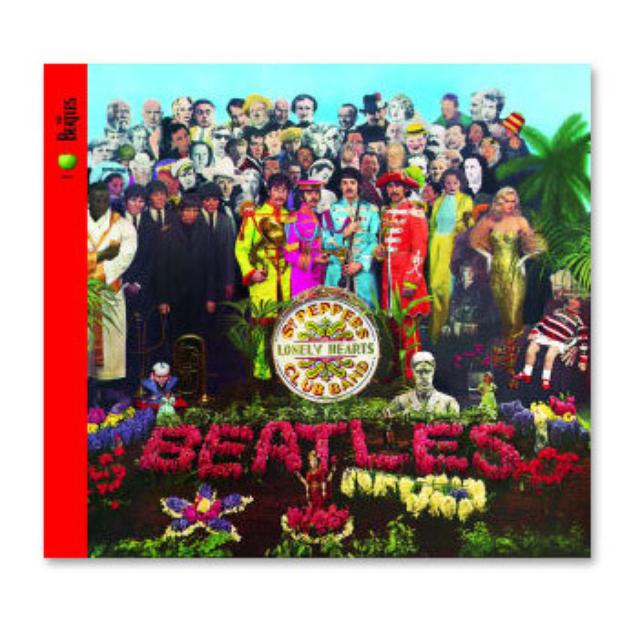 The Beatles - Sgt. Pepper's Lonely Hearts Club Band CD (Remastered)