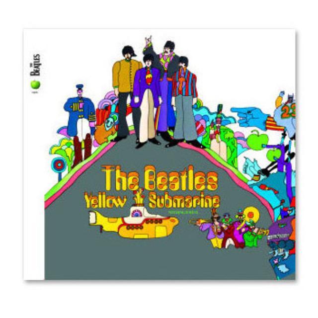 The Beatles - Yellow Submarine CD (Remastered)