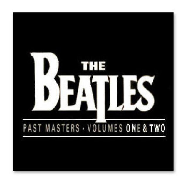 The Beatles - Past Masters CD (Remastered)
