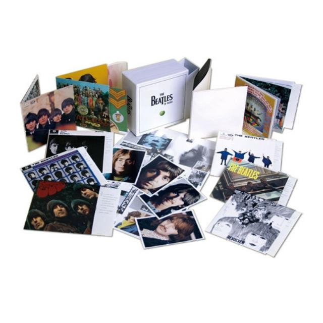 The Beatles- CD Mono Box Set (Remastered)