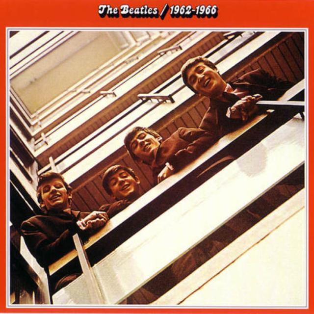 The Beatles - 1962-1966 (Red) Album