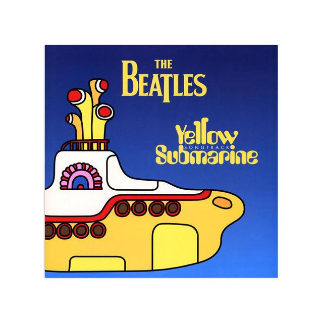 The Beatles Yellow Submarine Movie Songtrack CD