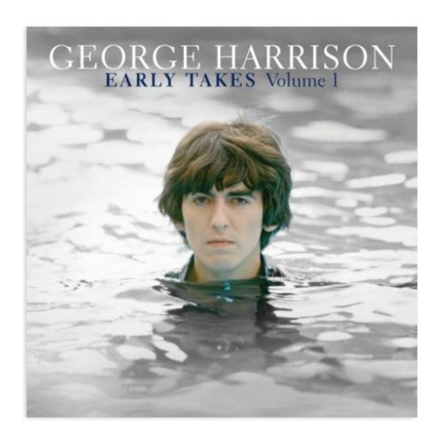 The Beatles George Harrison: Early Takes Volume 1 CD