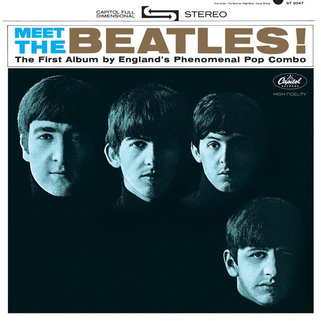 Meet The Beatles CD