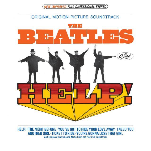 The Beatles Help! CD