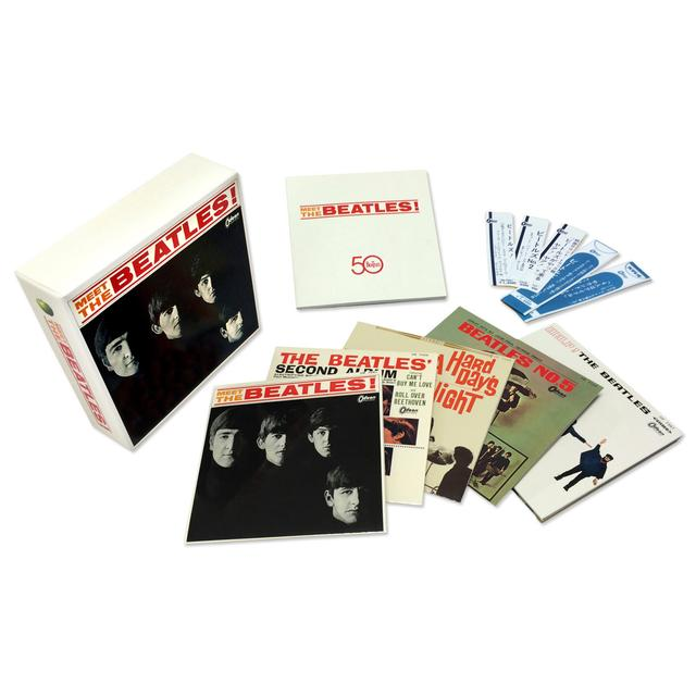 The Beatles | The Japan Box Set