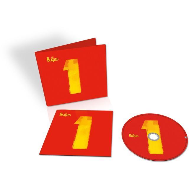 "The Beatles ""1"" CD"