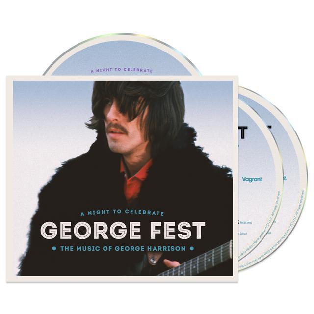 The Beatles George Fest 2CD/Blu-ray