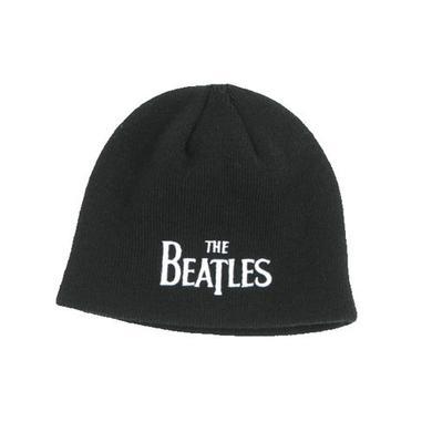 The Beatles Logo Beanie