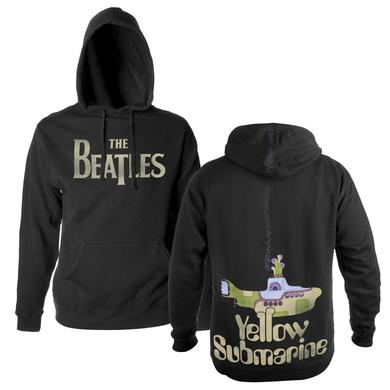 The Beatles Yellow Submarine Hoodie