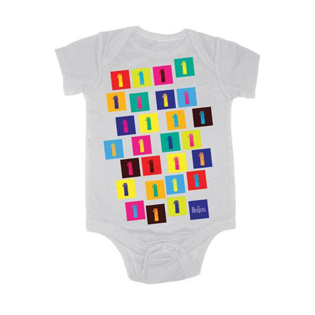 The Beatles Tiled Onesie