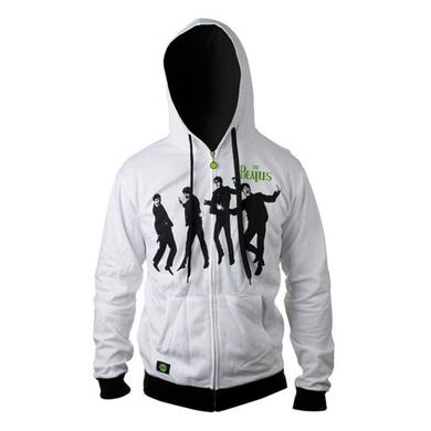 The Beatles Zip-Up Hoodie