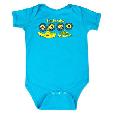 The Beatles Yellow Submarine Romper