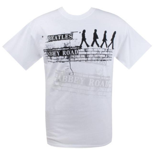The Beatles Abbey Road Brick Shirt