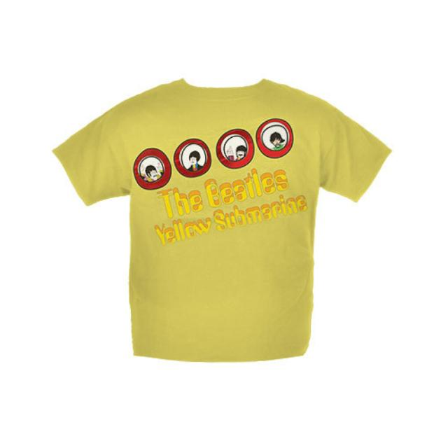 The Beatles Yellow Submarine Porthole Toddler Shirt