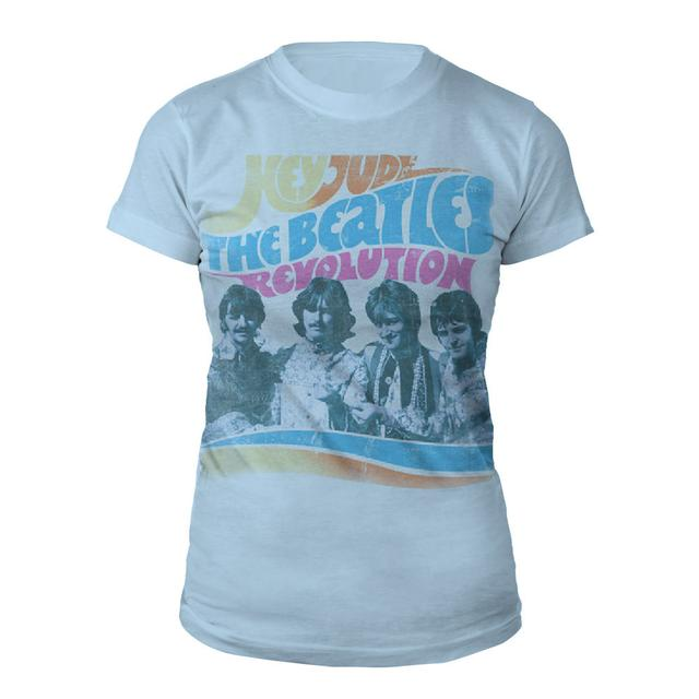 The Beatles Vintage Women's Shirt