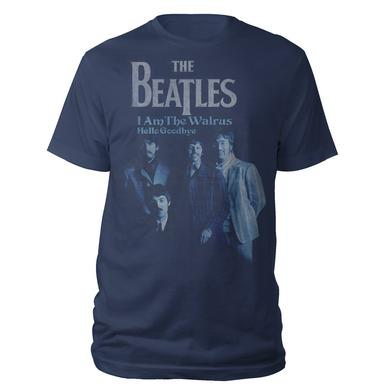 The Beatles Hello Goodbye Single Cover Women's Shirt