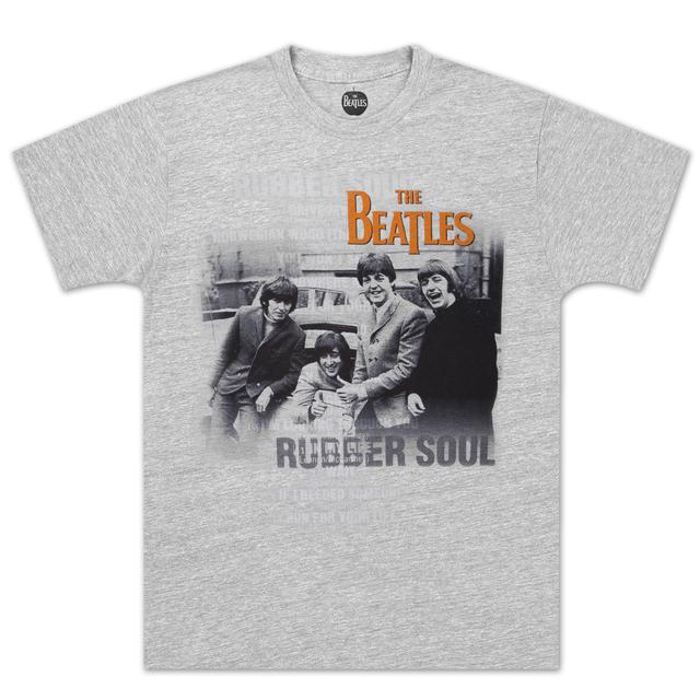 The Beatles Rubber Soul T-Shirt