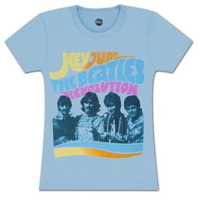 The Beatles Hey Jude Revolution Junior T Shirt