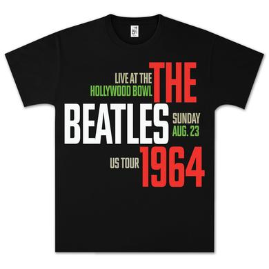 The Beatles- 1964 Hollywood T-Shirt