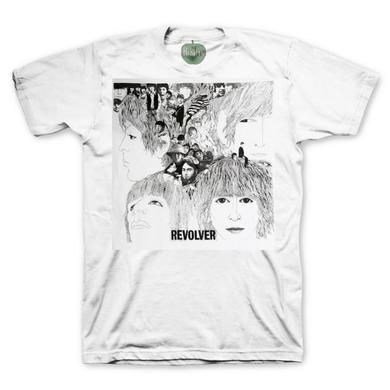 The Beatles Revolver Collage Tee