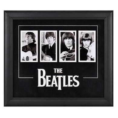 The Beatles Four-Photo Framed Presentation