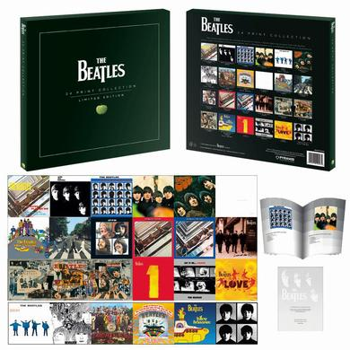 The Beatles – 50th Anniversary Limited Edition Art Print Collection