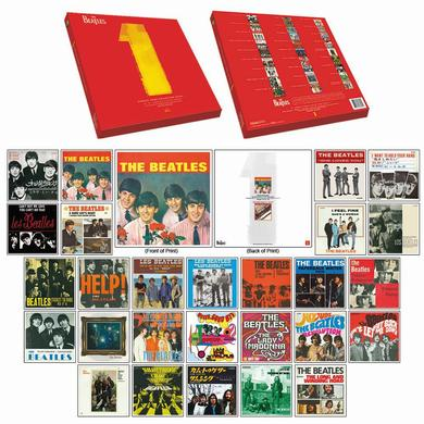 The Beatles- 1-Limited Edition Art Print Collection