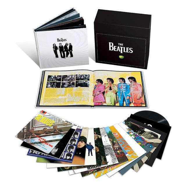 The Beatles In Stereo Vinyl Box
