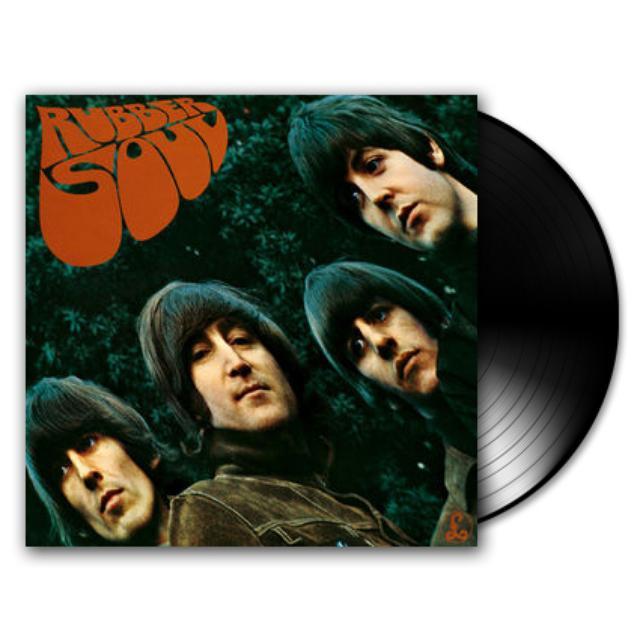 The Beatles - Rubber Soul (Stereo 180 Gram Vinyl)