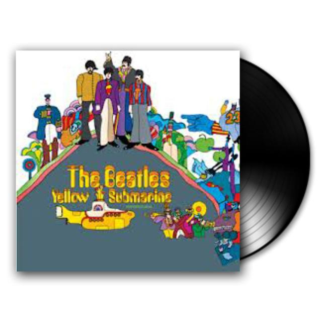 The Beatles - Yellow Submarine (Stereo 180 Gram Vinyl)