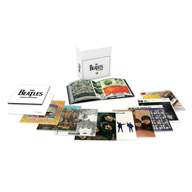 The Beatles In Mono Vinyl Box Set