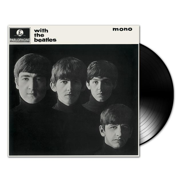 With The Beatles Mono LP Vinyl