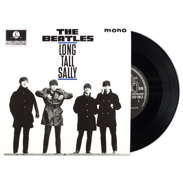 "The Beatles Long Tall Sally Mono 45"" LP"