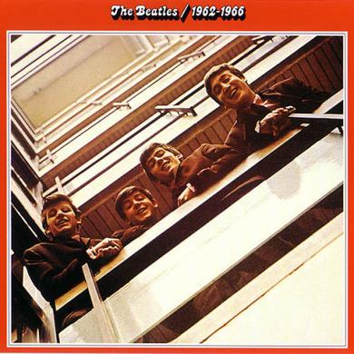 The Beatles - 1962-1966 (Red) Album Vinyl