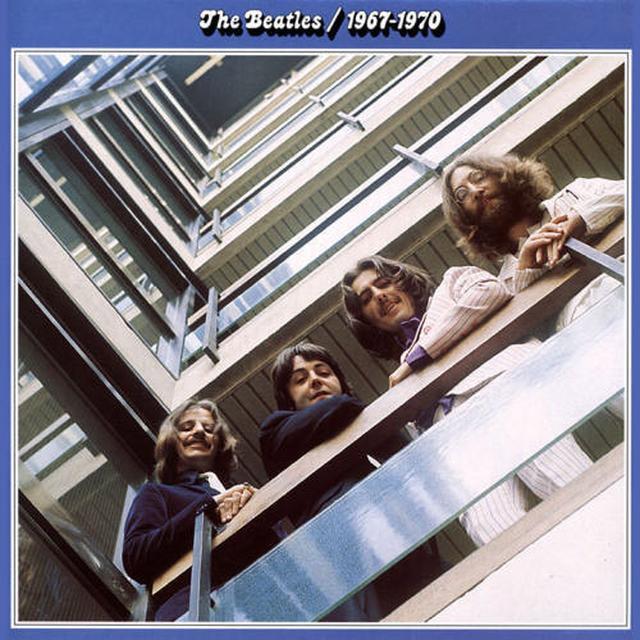 The Beatles - 1967-1970 (Blue) Album Vinyl