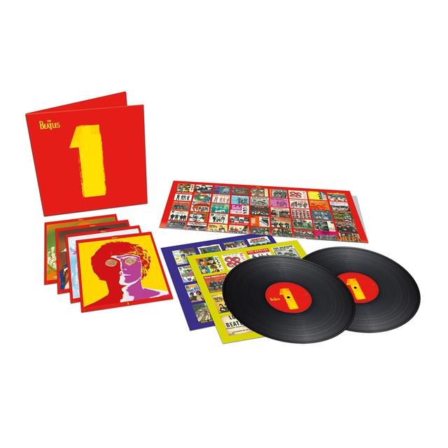 "The Beatles ""1"" Double Vinyl"