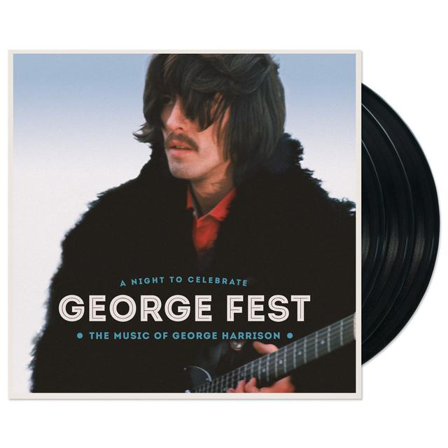 The Beatles George Fest Vinyl 3xLP