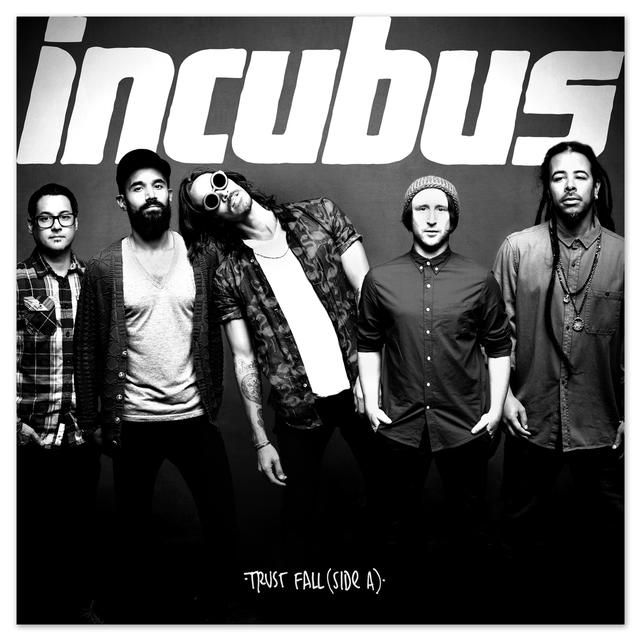 Incubus - Trust Fall (Side A) EP CD
