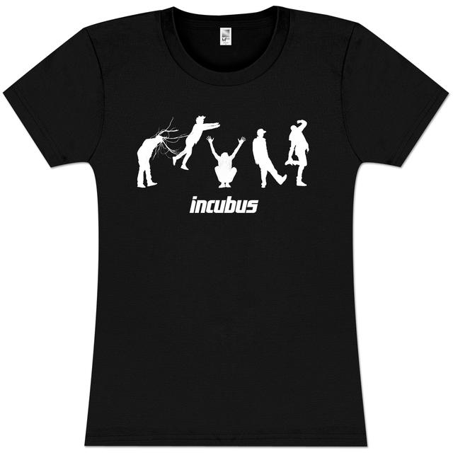Incubus Silhouette Girlie T-Shirt