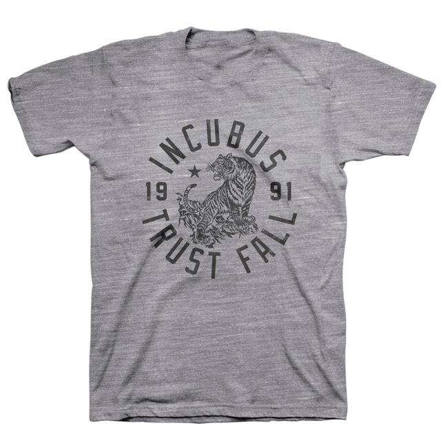 Incubus Tiger Seal T-Shirt