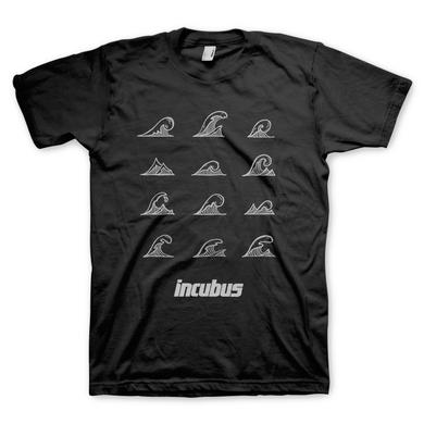 Incubus Waves T-Shirt