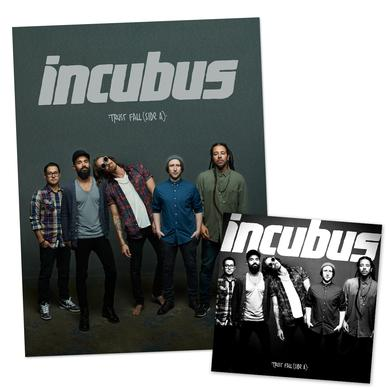 Incubus Trust Fall (Side A) EP CD Bundle (Vinyl)