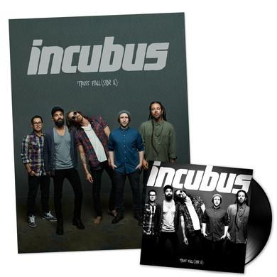 Incubus Trust Fall (Side A) EP Vinyl Bundle