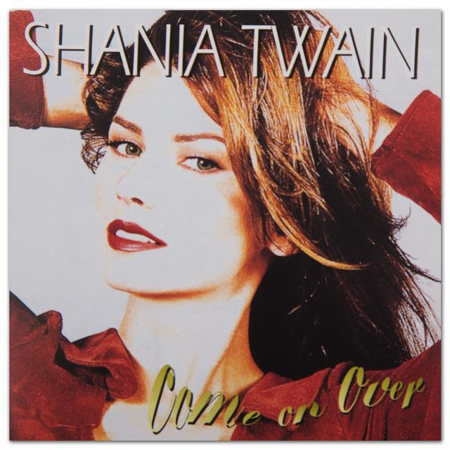 Shania Twain - Come On Over CD