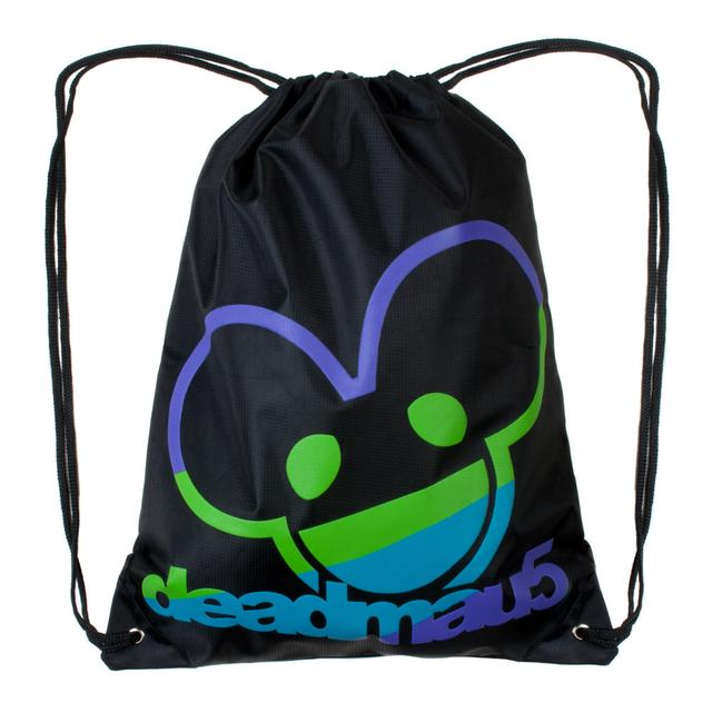 deadmau5 Mau5head Cinch Bag