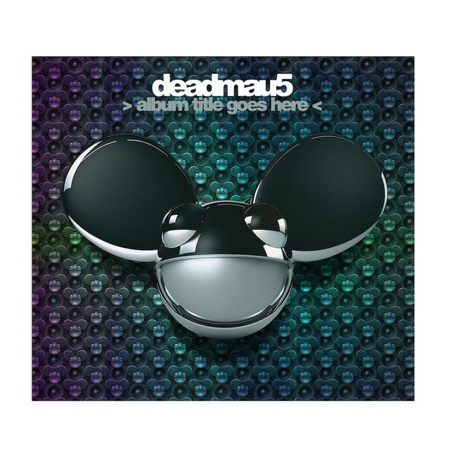 deadmau5 >album title goes here< 3-D Lenticular Poster