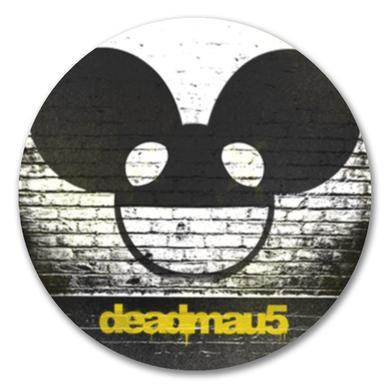 deadmau5 Brick Logo Sticker
